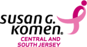 Susan G Komen® Central and South Jersey Logo