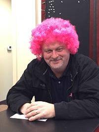 big wig Bert Baron