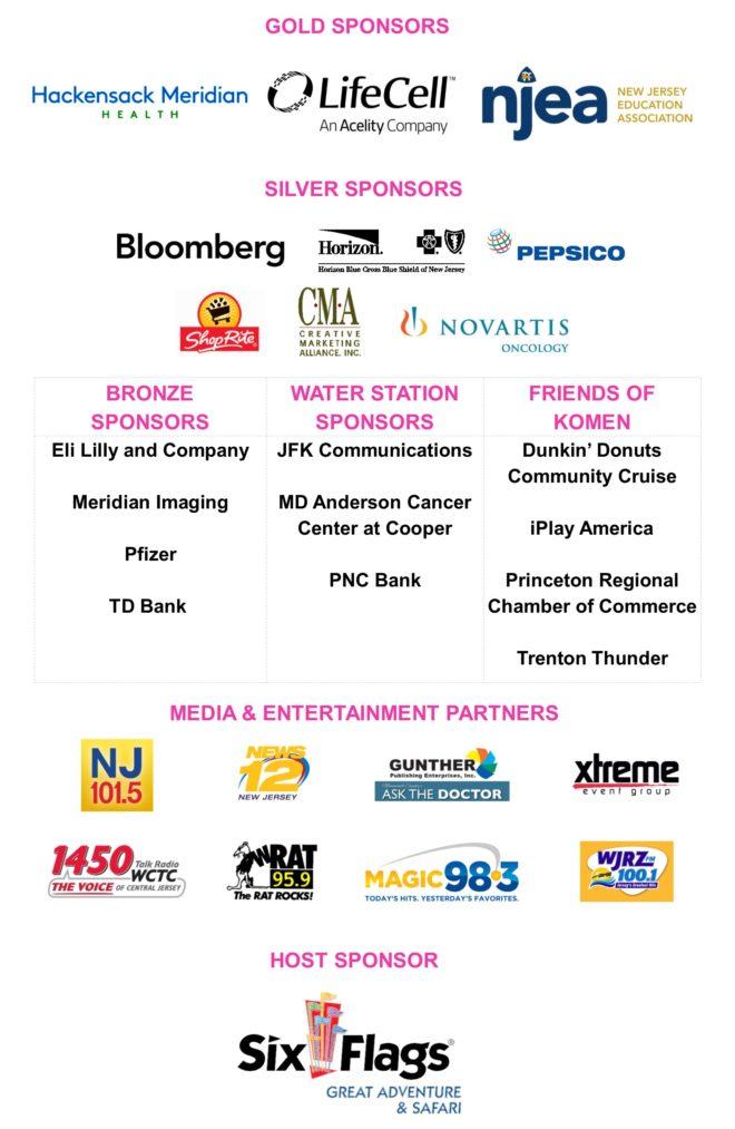 2016 RFTC Sponsors